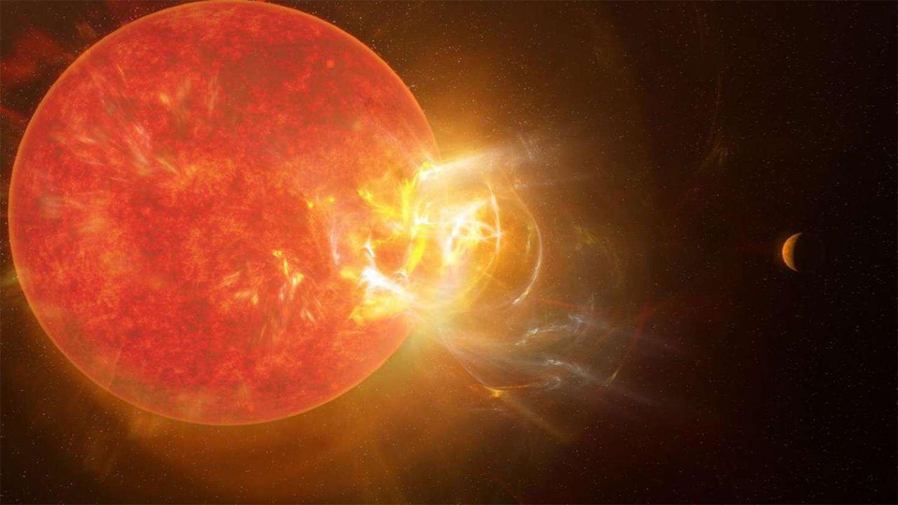 """Il potente bagliore emesso da Proxima Centauri è una brutta notizia per la vita """"aliena"""""""