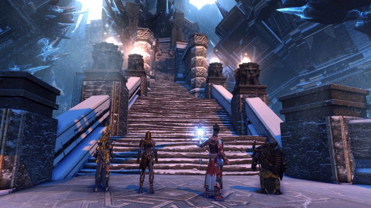 Il pre-load di Neverwinter è disponibile su Xbox One - Rivelato il peso del download