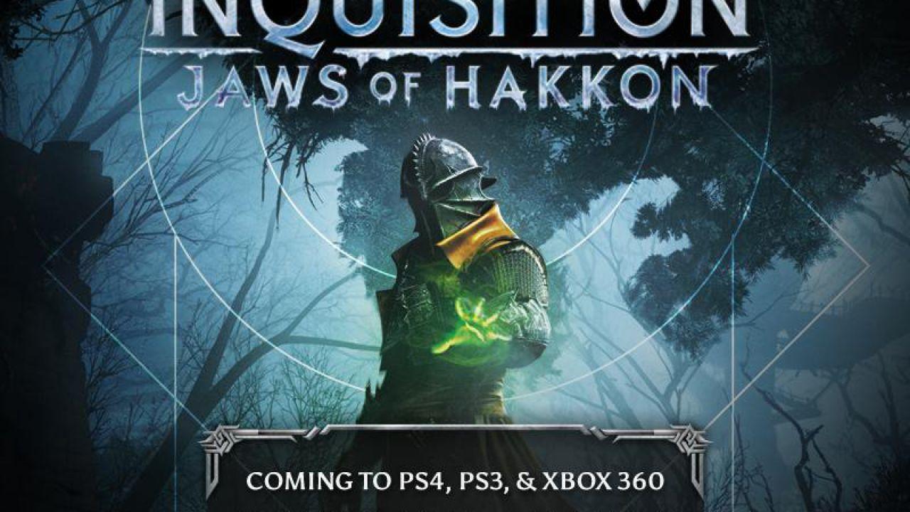 Il primo DLC di Dragon Age Inquisition arriva a fine mese su PlayStation 4 e console old-gen