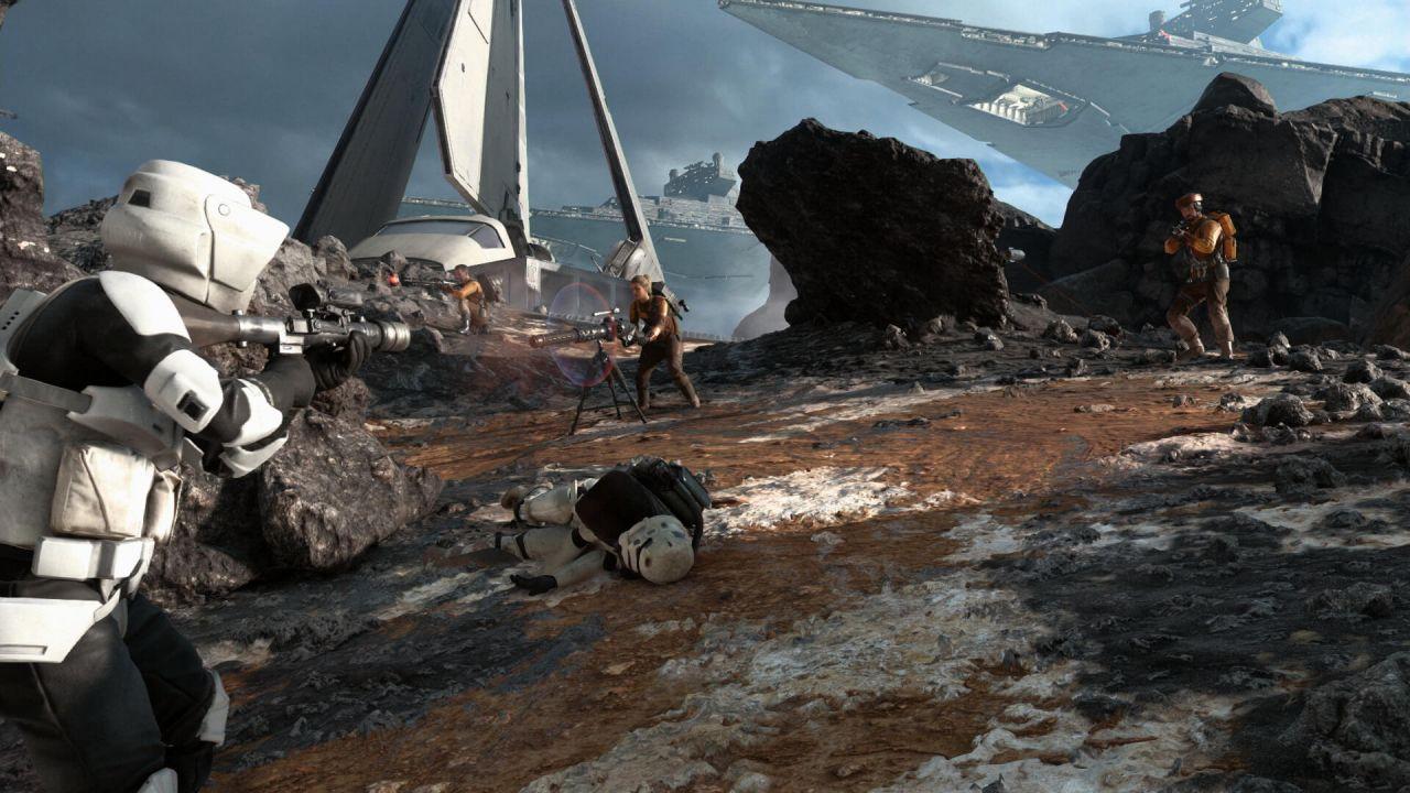 Il primo DLC di Star Wars Battlefront arriverà nel 2016