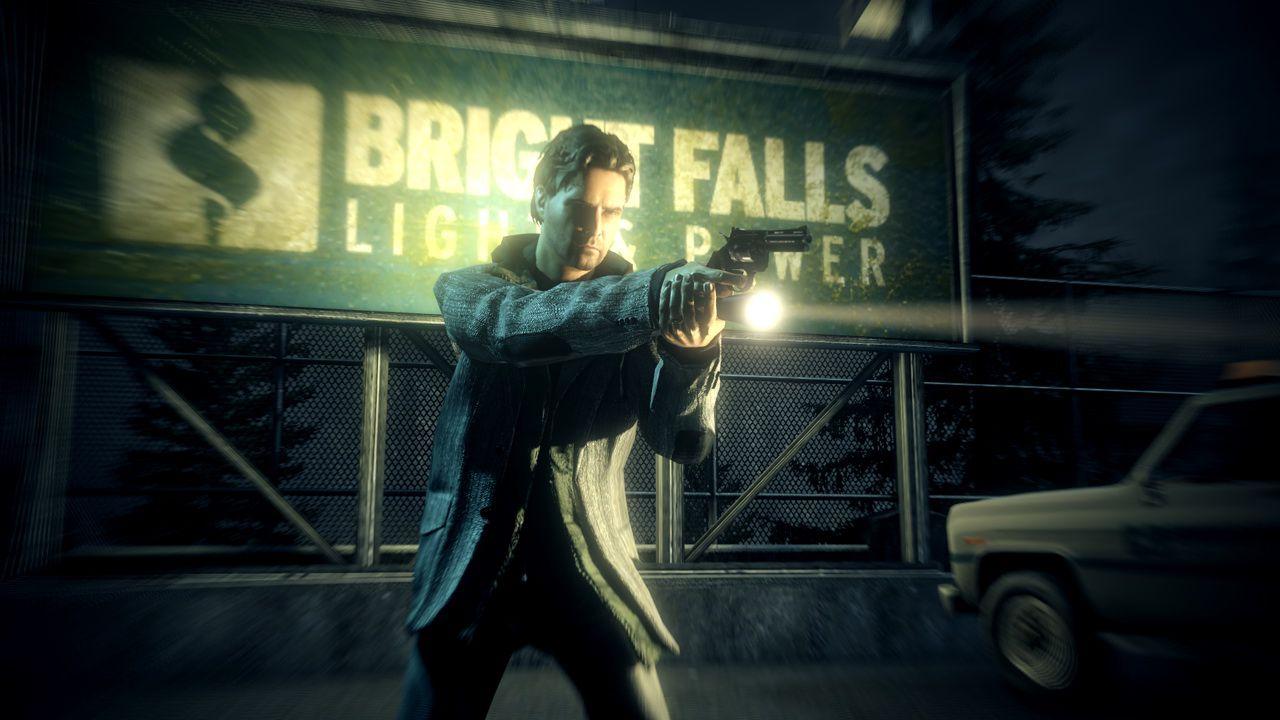 Il primo trailer di Alan Wake's Return è incluso nella versione di prova di Quantum Break?