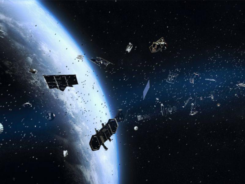 Il problema della spazzatura spaziale potrebbe essere risolta con le tasse?