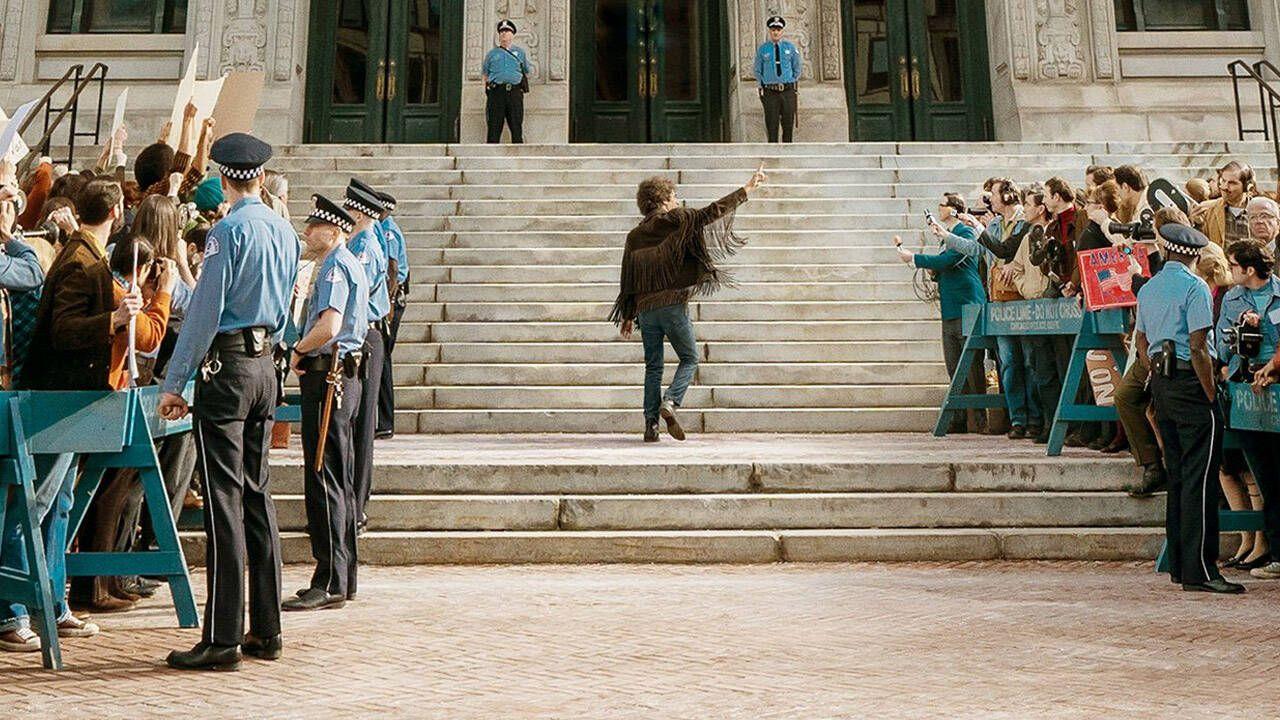 Il Processo ai Chicago 7, Aaron Sorkin: 'Pensai di farne un musical'