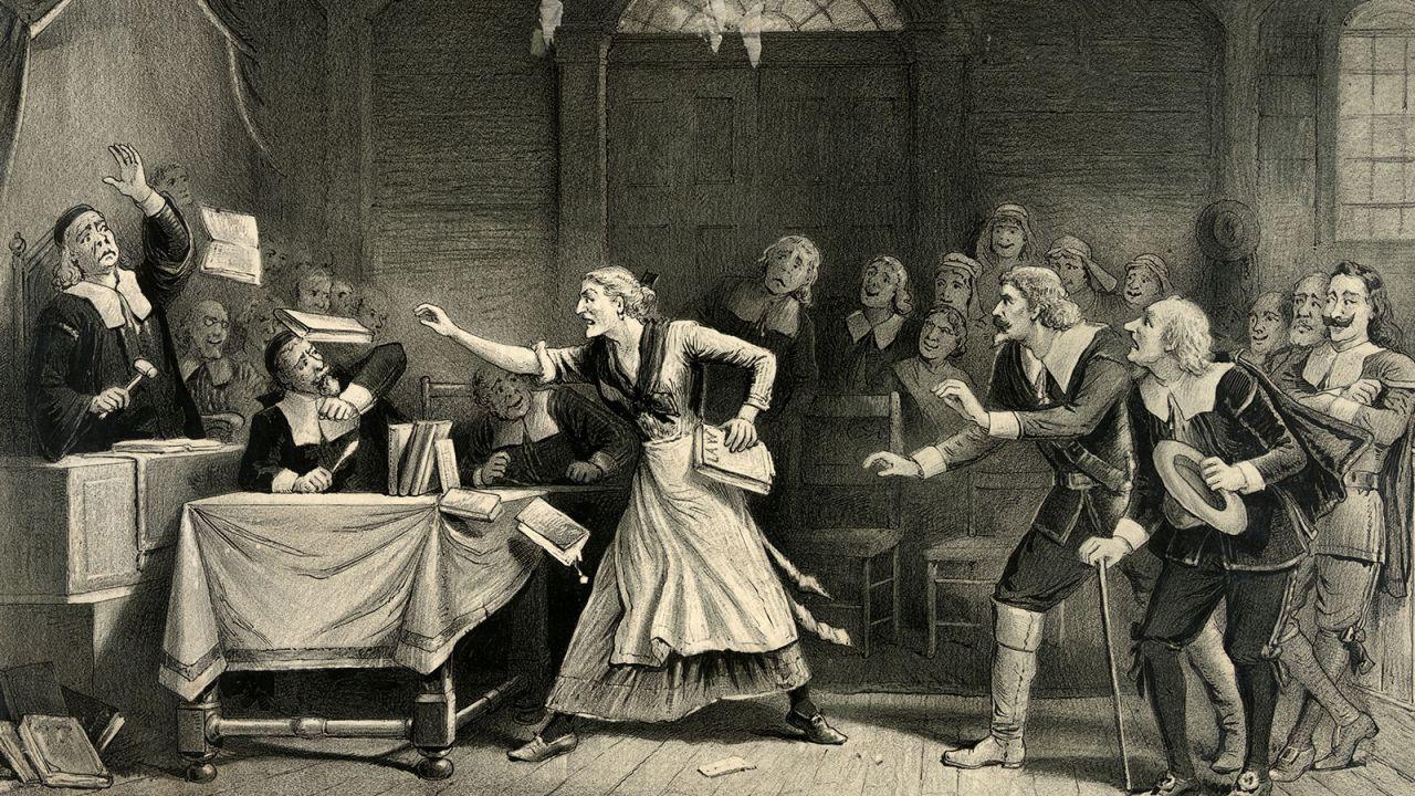 Il Processo Alle Streghe Di Salem Una Tragedia Nella Storia Americana