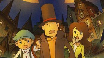 Il Professor Layton e il Richiamo dello Spettro ora disponibile nei negozi per Nintendo DS