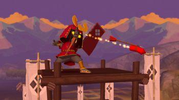 Il quarto eroe dei Mini Ninjas è pronto a svelare la propria identità