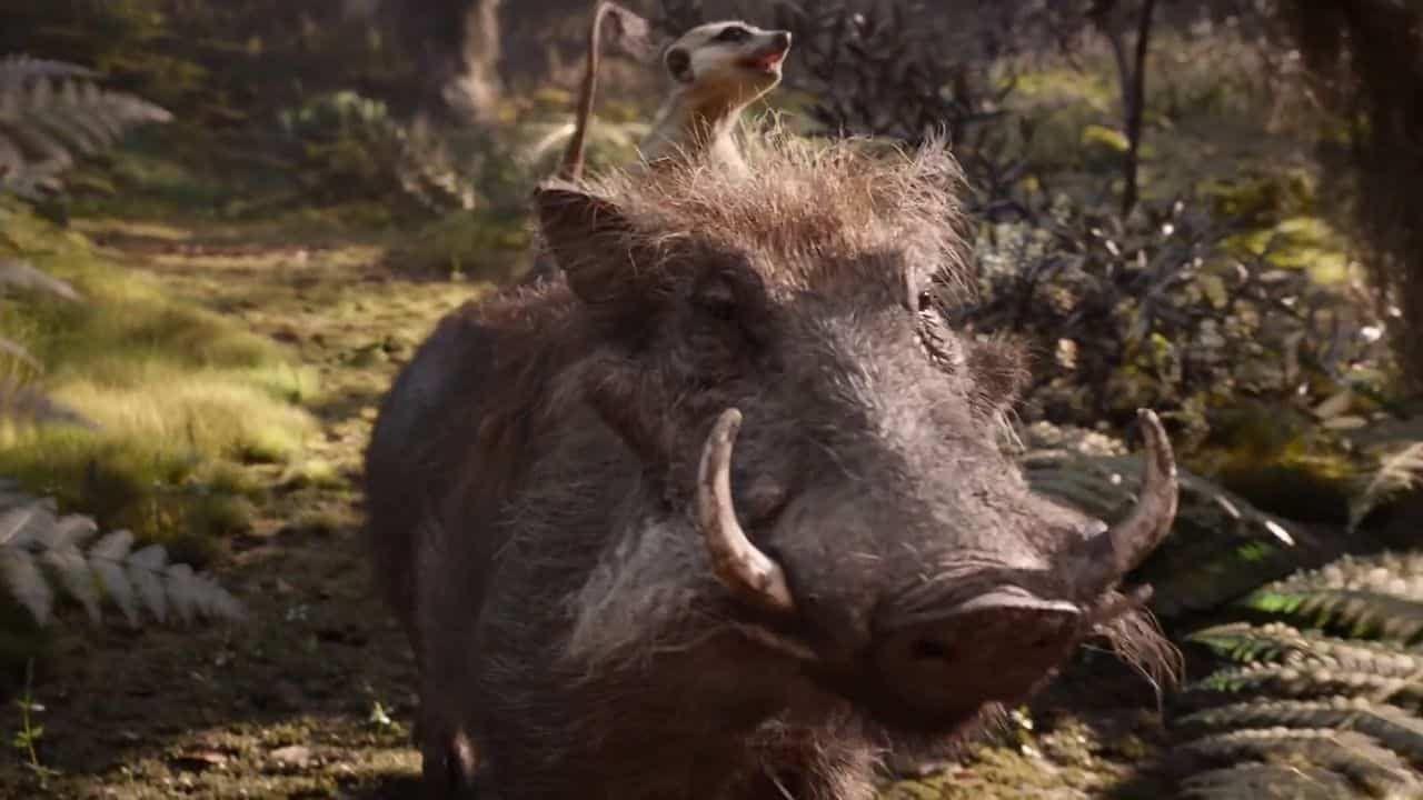 Il Re Leone: Billy Eichner e Seth Rogen parlano della loro versione di Timon e Pumbaa