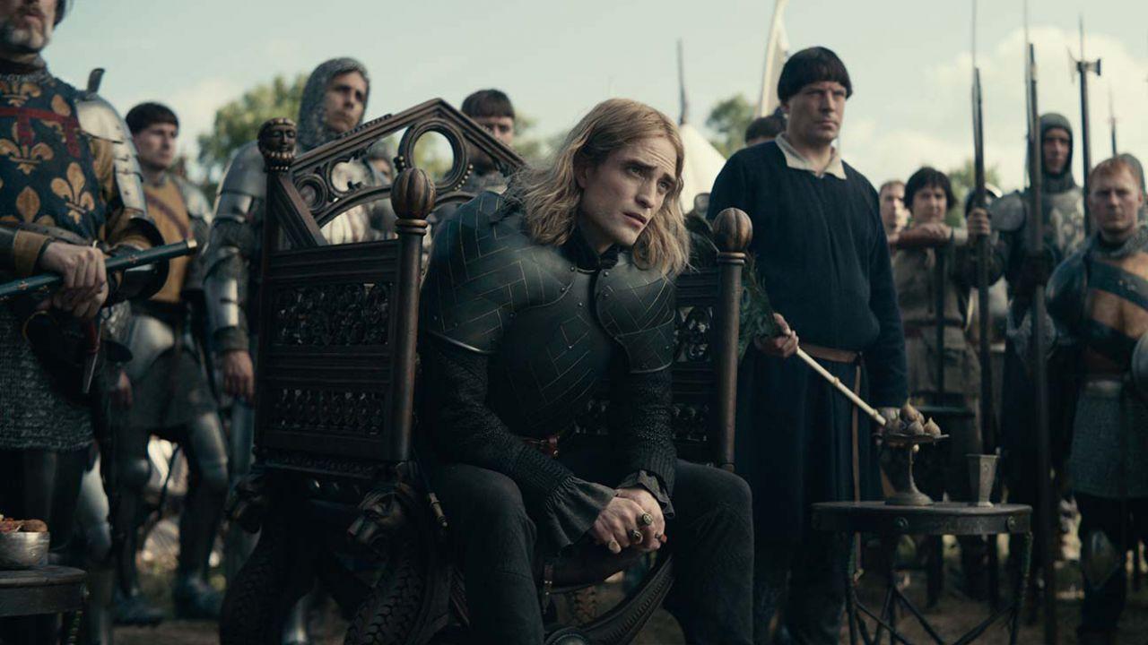 Il Re, Timothée Chalamet e Lily-Rose Depp parlano del film Netflix tratto da Shakespeare