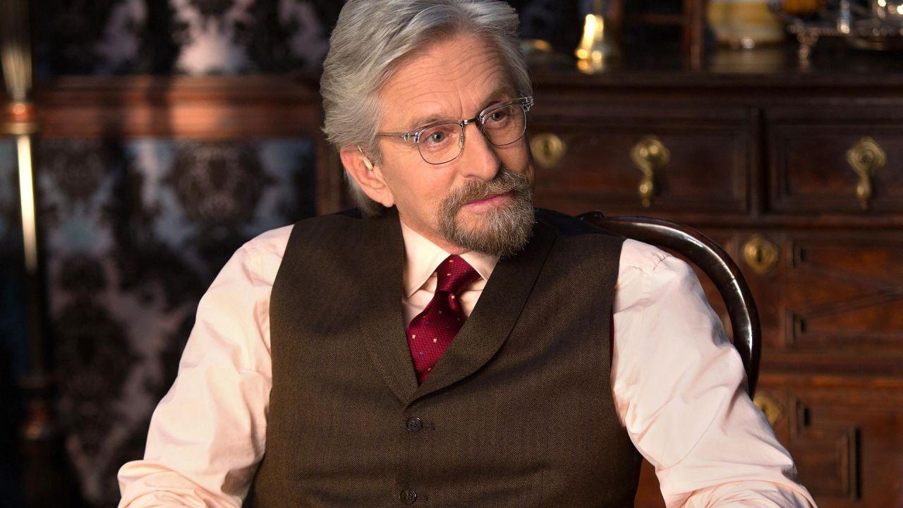 Il regista di Ant-Man ricorda la visita sul set di Kirk Douglas con il figlio Michael