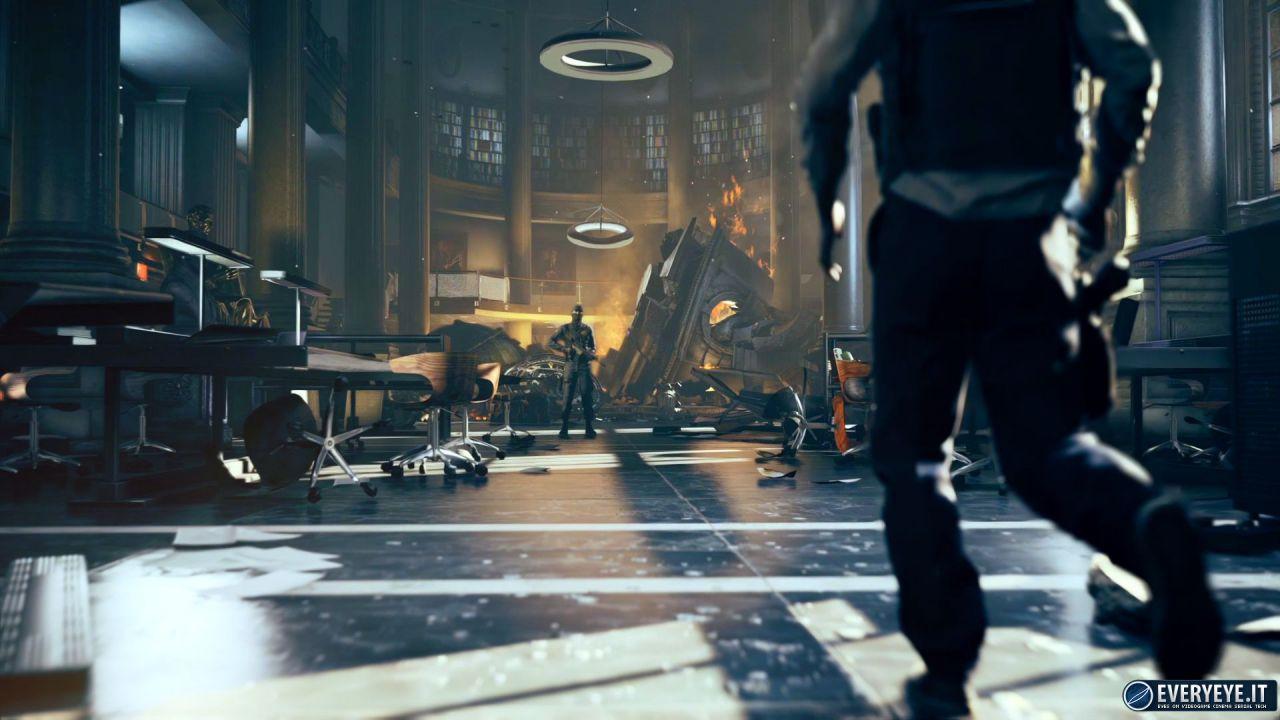 Il ritardo di Quantum Break è causato dal bisogno di implementare le DirectX 12?