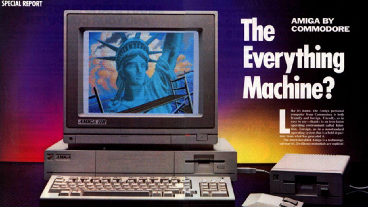 Il ritorno di Amiga, disponibile entro fine 2017 per la gioia dei nostalgici
