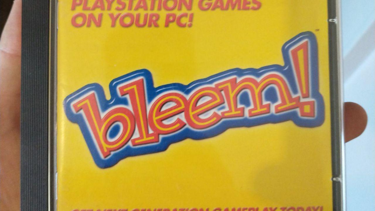 Il ritorno del Bleem, lo storico emulatore PS1 rinasce come negozio di vecchi classici