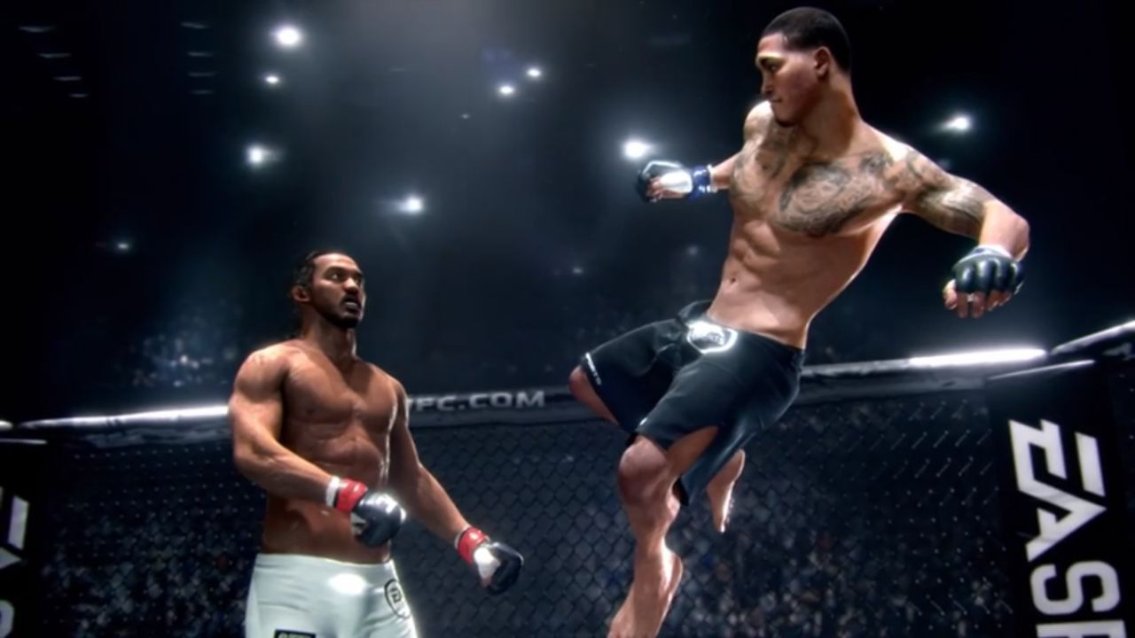 Il roster di EA Sports UFC 2 sarà composto da 250 lottatori