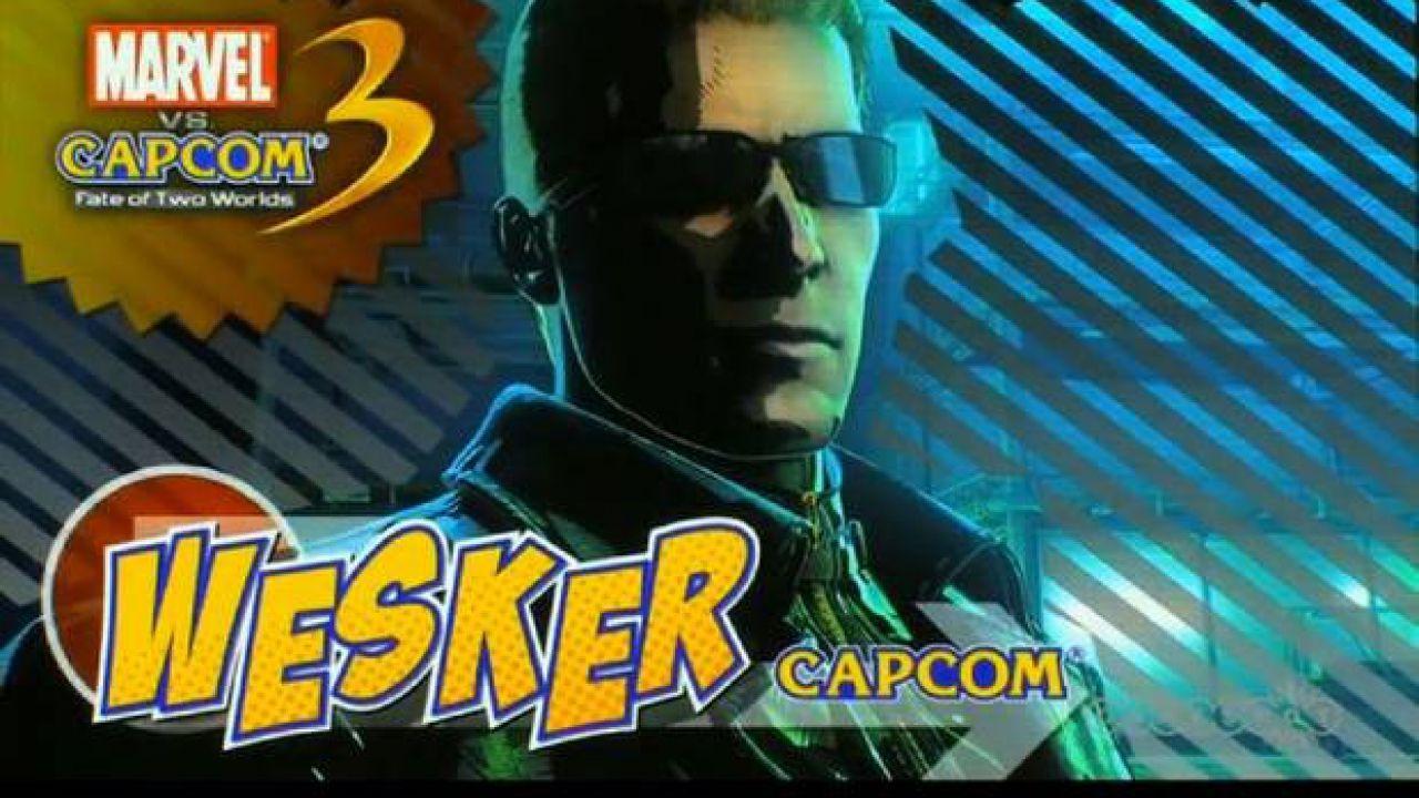 Il roster (quasi) completo di Marvel Vs. Capcom 3