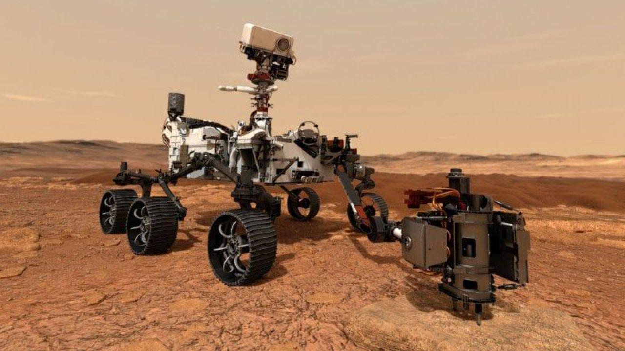 Il rover della NASA su Marte convertirà anidride carbonica in ossigeno: ecco perché