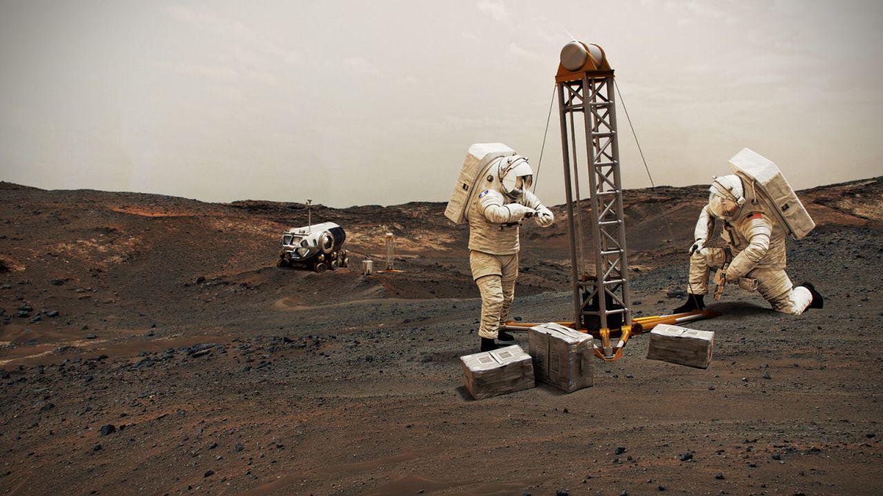 Il rover Perseverance testerà i materiali per le future tute spaziali per Marte