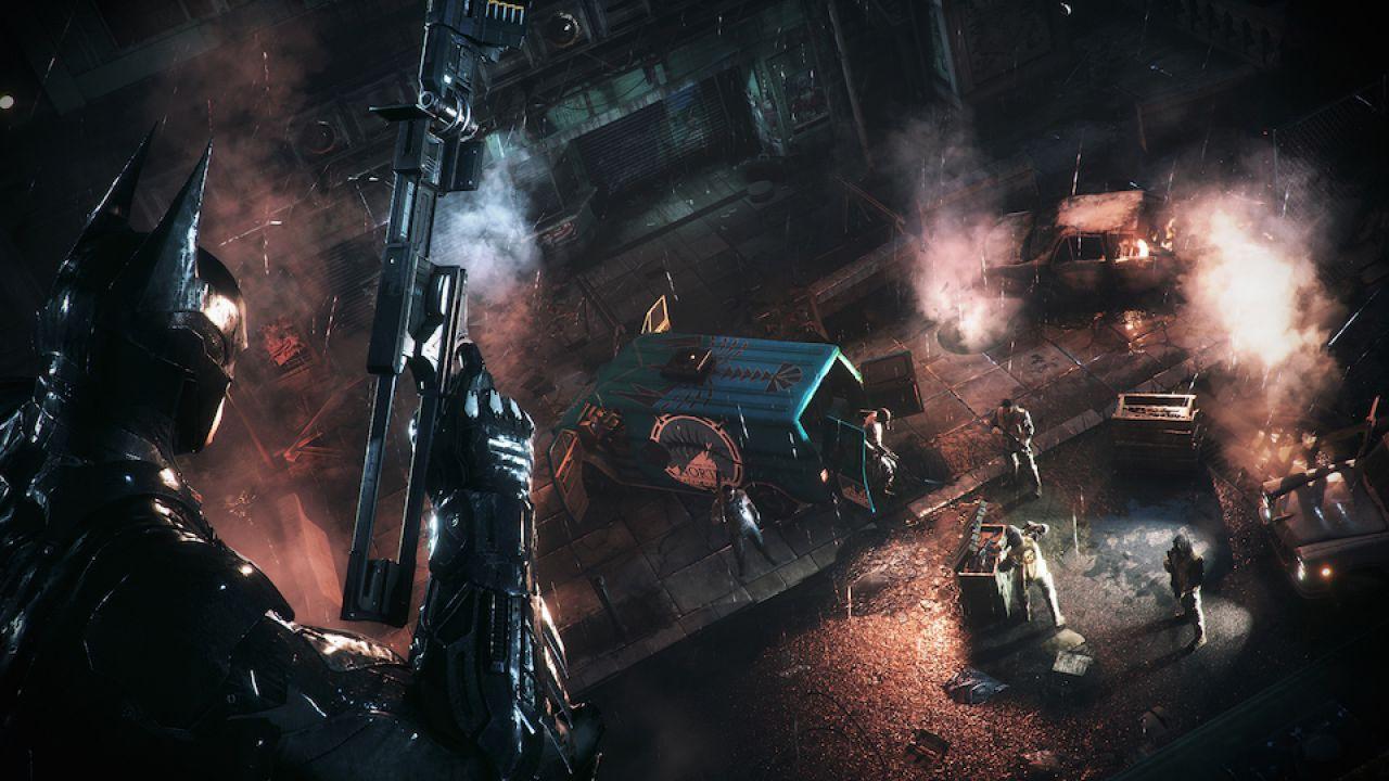 Il Season Pass di Batman Arkham Knight permetterà di giocare nei panni di Batgirl