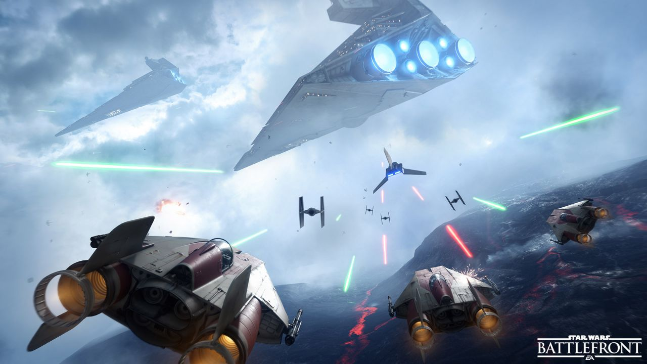 Il season Pass di Star Wars Battlefront costa 50 Dollari