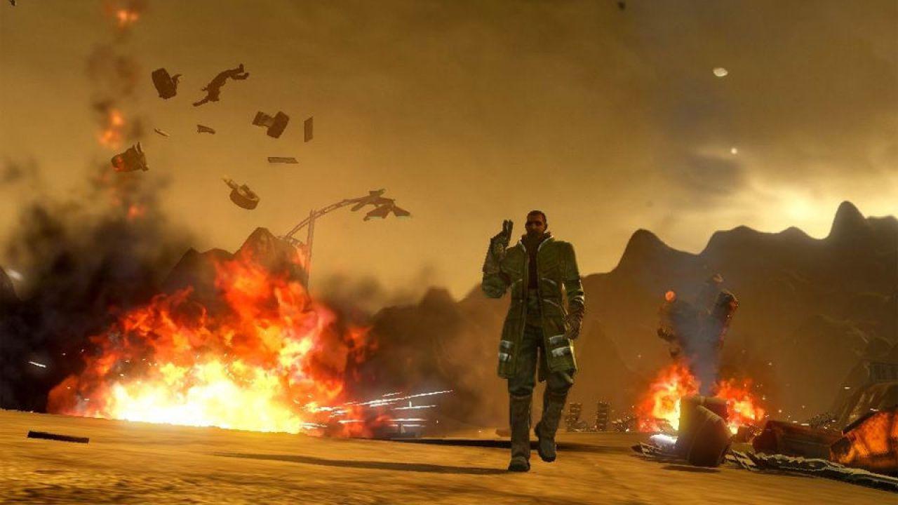 Il sequel di Red Faction: Guerrilla arriverà nel 2010/2011