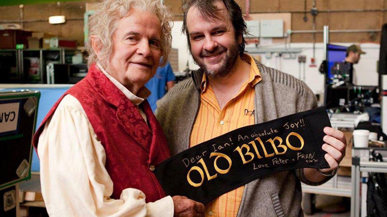 Il Signore degli Anelli: Peter Jackson dice addio a Ian Holm con un commovente tributo