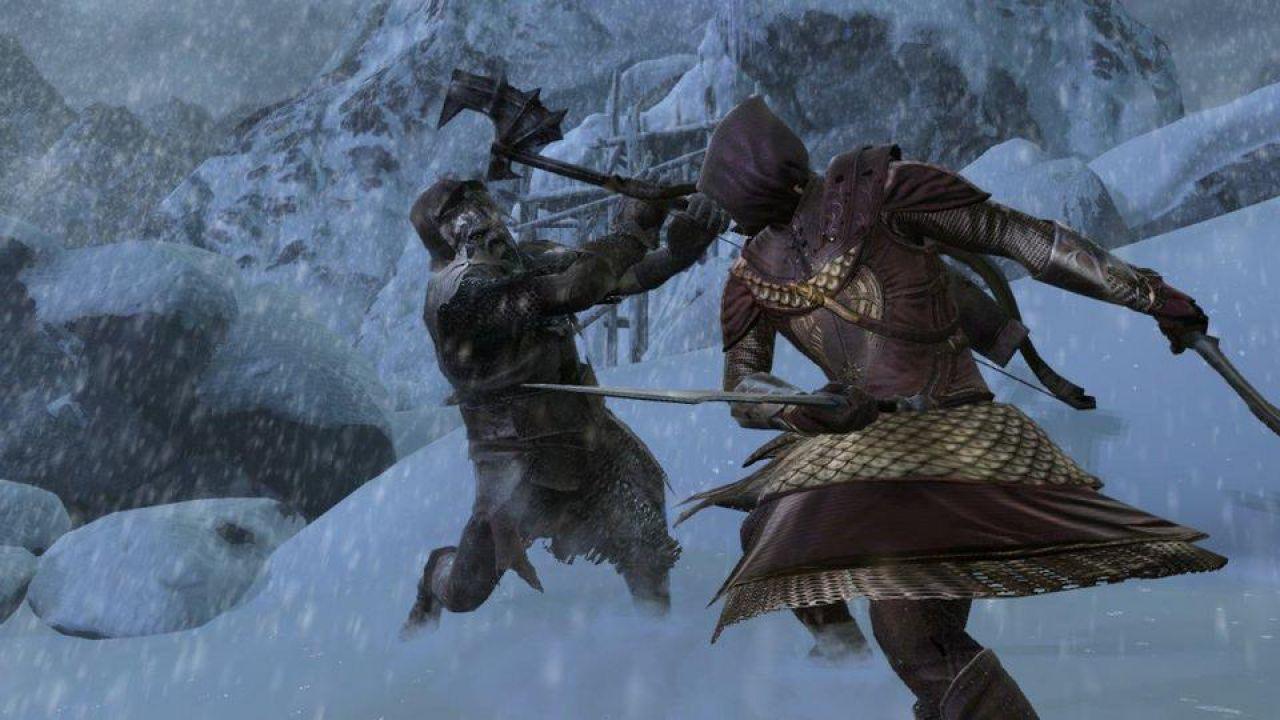 Il Signore degli Anelli: La Guerra del Nord: immagini sulla progressione dei personaggi