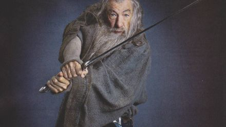 Il Signore degli Anelli/Lo Hobbit: Mortensen si toglie qualche sassolino dalla scarpa, concept art