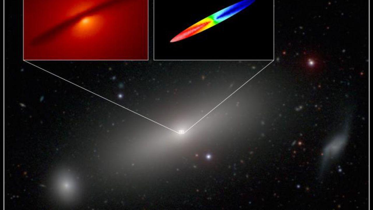 Il sistema ALMA ha permesso di misurare un buco nero grande 660 milioni di volte il nostro Sole