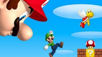 Il sito di Super Mario Bros. nasconde una sorpresa