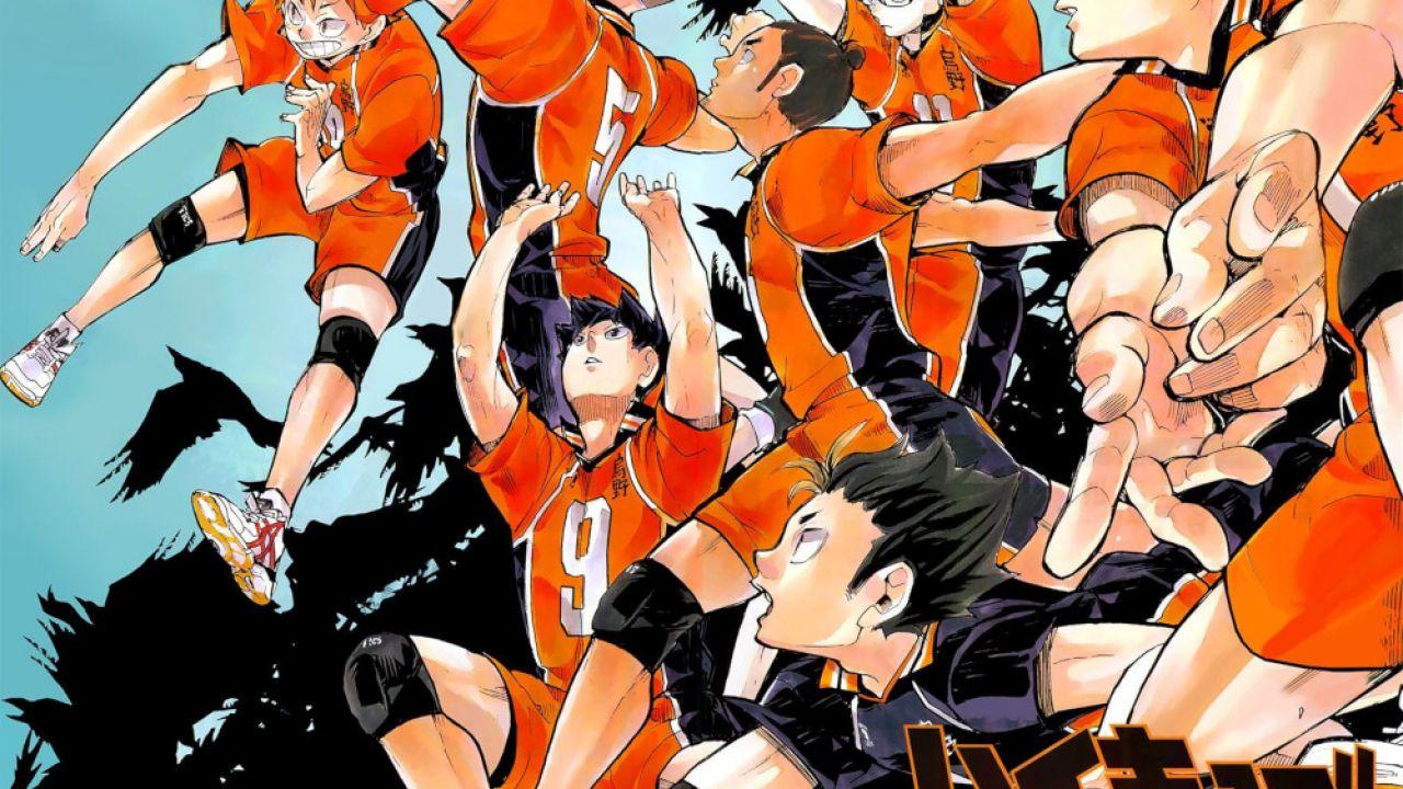 Il sondaggio di Haikyu presenterà la miglior squadra di sempre