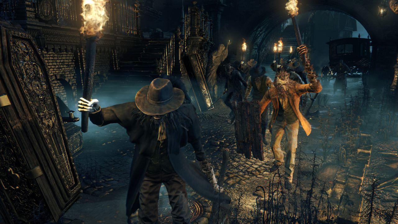 Il successo è anche digitale per Bloodborne