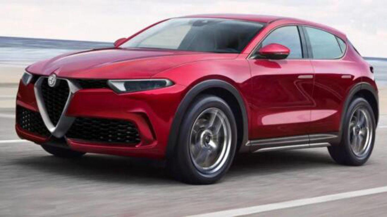 Il SUV compatto Alfa Romeo Brennero si mostra in nuovi render