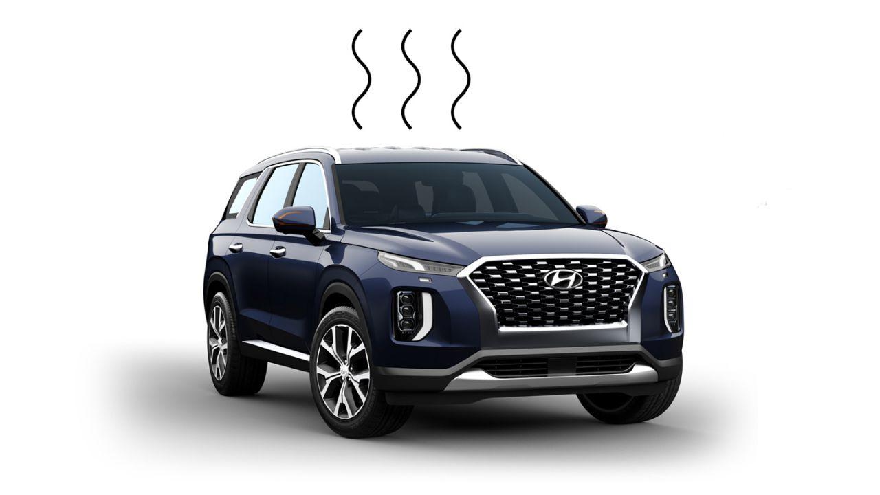 Il SUV Palisade emette un odore atroce e Hyundai non sa spiegarne il perché