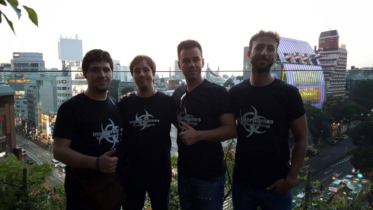 Il team italiano Invader Games collabora con Satoshi Nakai per lo sviluppo di un nuovo gioco horror