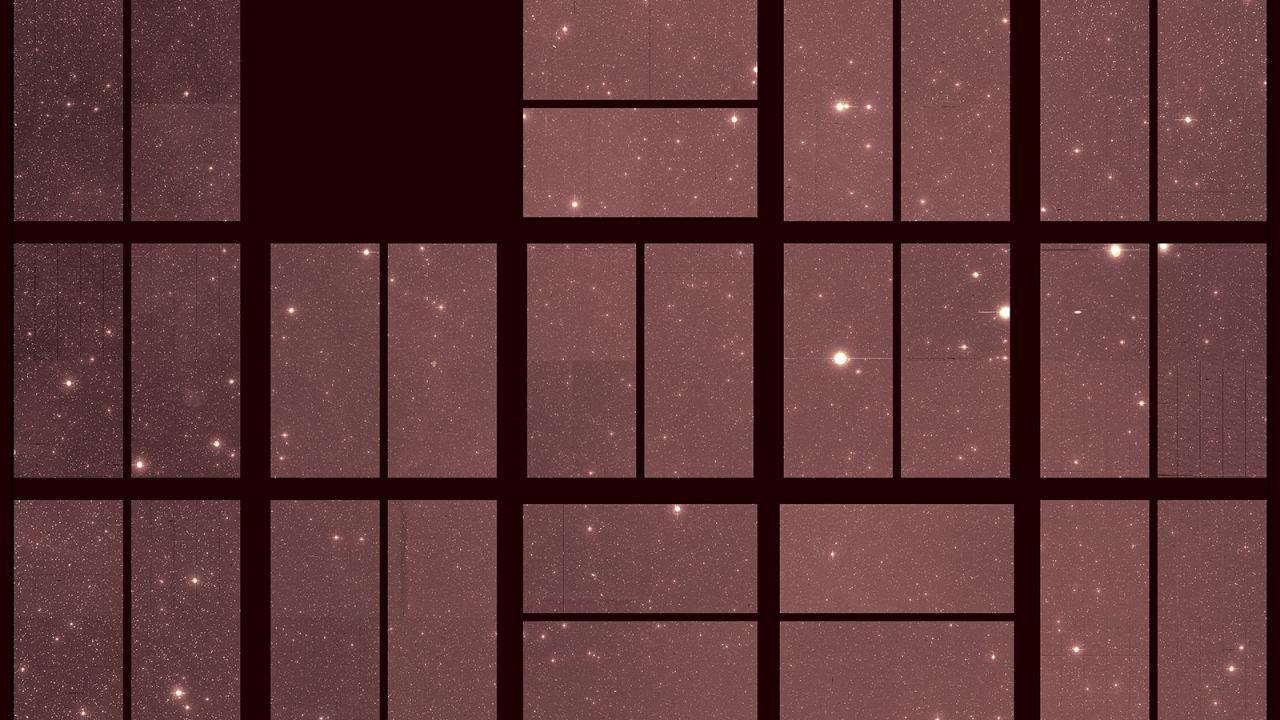Il telescopio Kepler della NASA: ecco l'immagine che ha concluso la missione