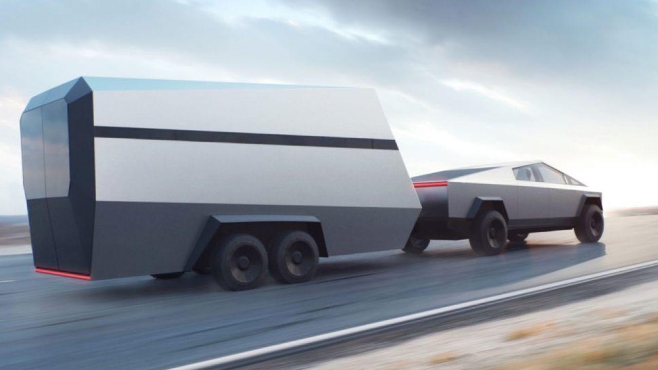 Il Tesla Cybertruck e i pick-up elettrici perdono autonomia a pieno carico?