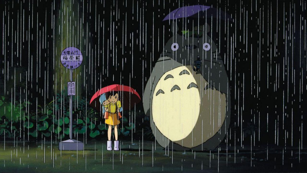 Il mio vicino Totoro: i protagonisti dell'opera prendono vita in un'adorabile statua