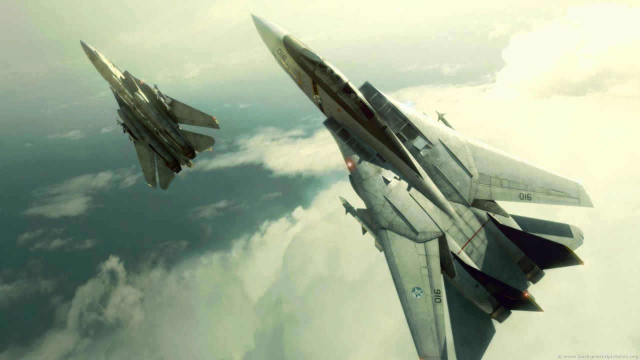 Il trailer di annuncio di Ace Combat 7 era in real-time