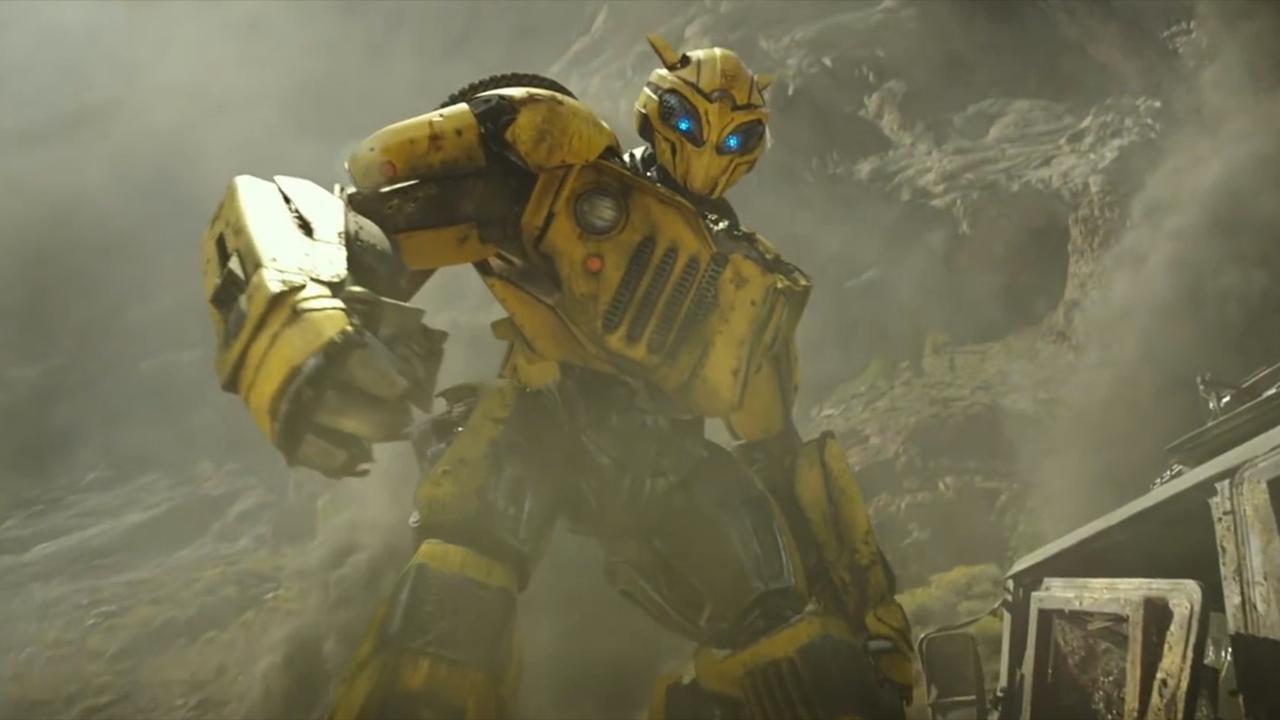Il trailer internazionale di bumblebee presenta delle - Bumble bee pictures a colori ...