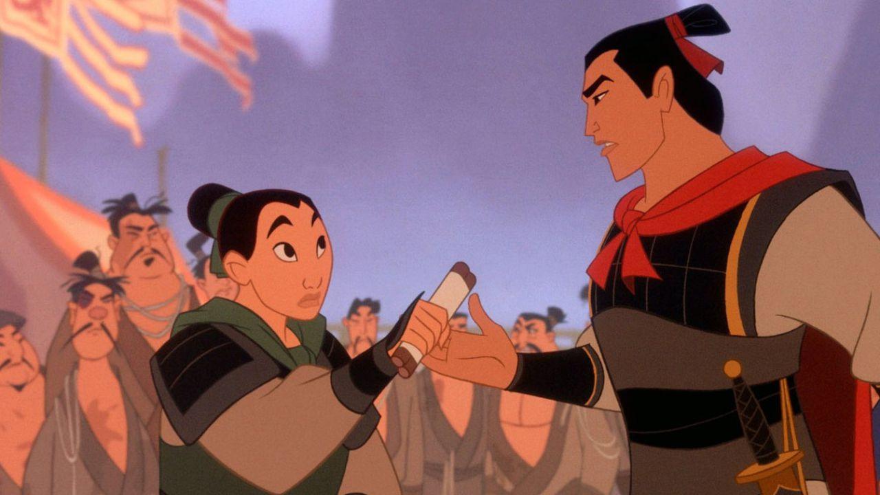 Il primo trailer del live-action Mulan è in arrivo 'a breve'