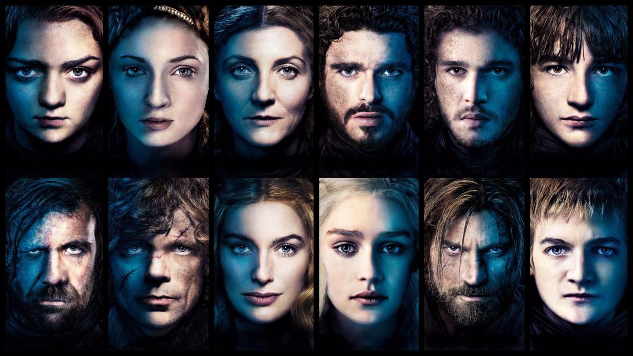Il Trono di Spade: le vere età dei protagonisti nei libri di Game of Thrones