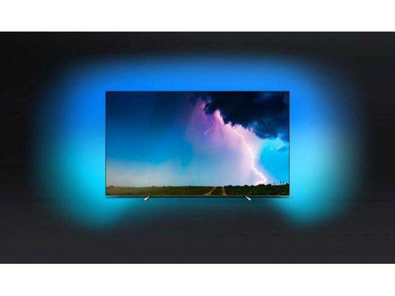 Il TV Philips 55 OLED 754/12 4K da 55'' in sconto di 300 euro da Unieuro
