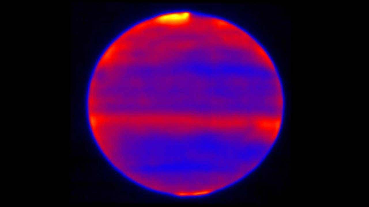Il vento solare riscalda i poli di Giove provocando le aurore, la scoperta della NASA