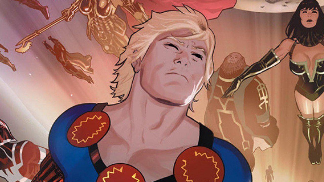 Il VFX supervisor di Avengers: Endgame lavorerà anche a Gli Eterni