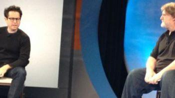 Il video completo del keynote di Gabe Newell e JJ Abrams al DICE 2013