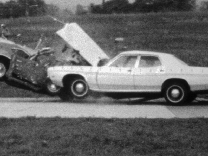 Il video di alcuni crash test del 1970: Ford Pinto, Chevrolet Vega e AMC Gremlin