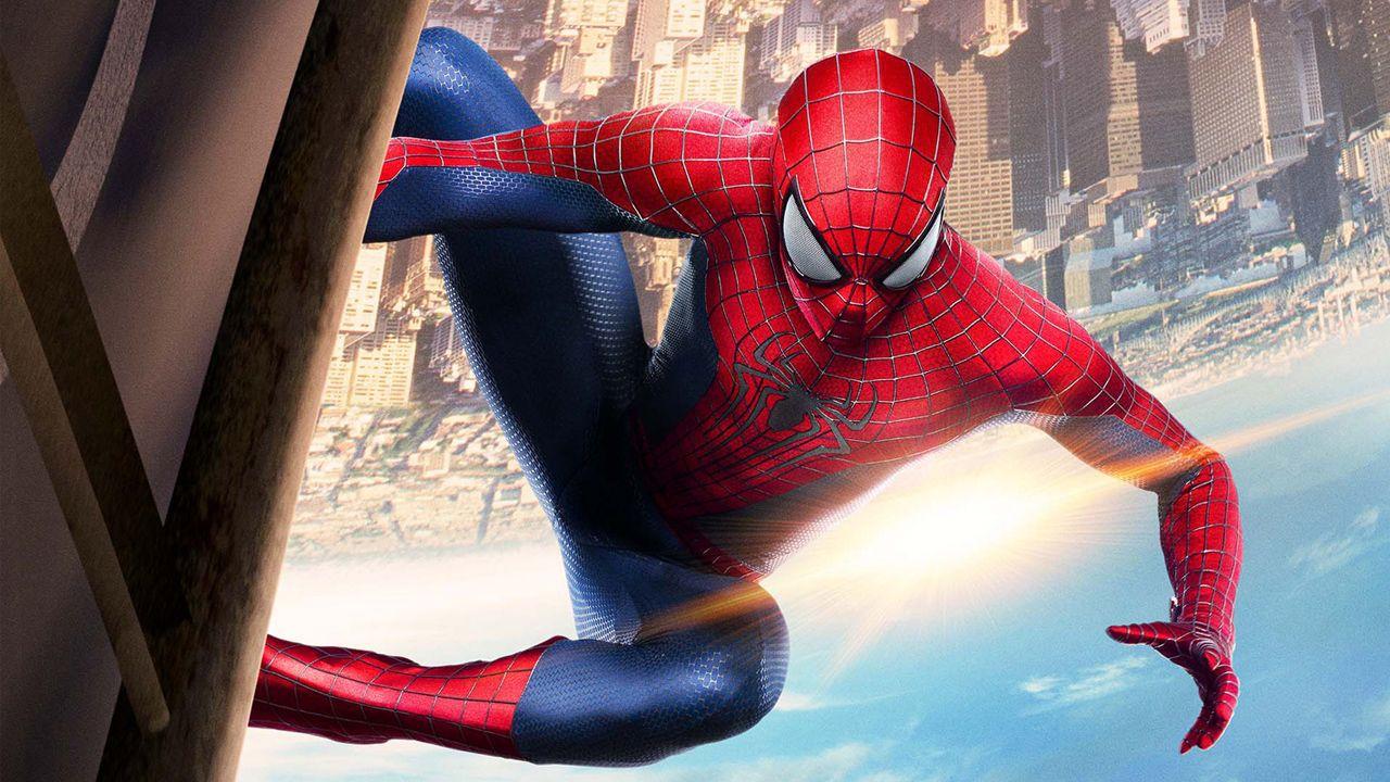 Il video di Spider-Man all'E3 2016 era in game