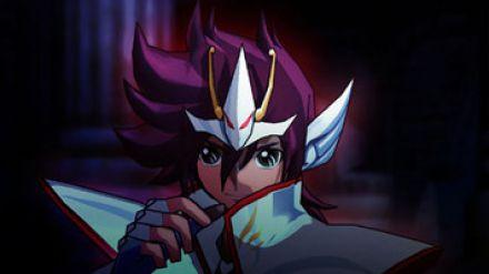 Il videogioco di Saint Seiya Omega è un titolo per PSP