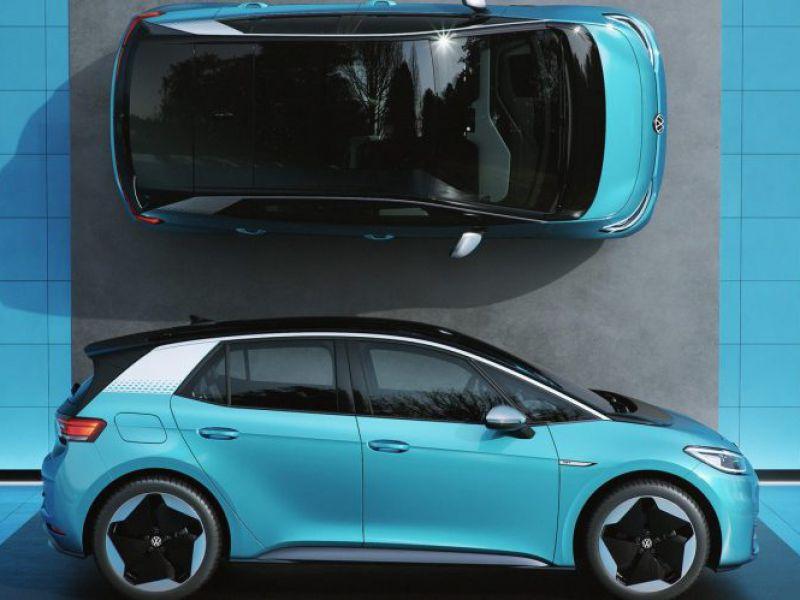 Il Gruppo Volkswagen vola: +200 percento nella vendita di auto elettriche