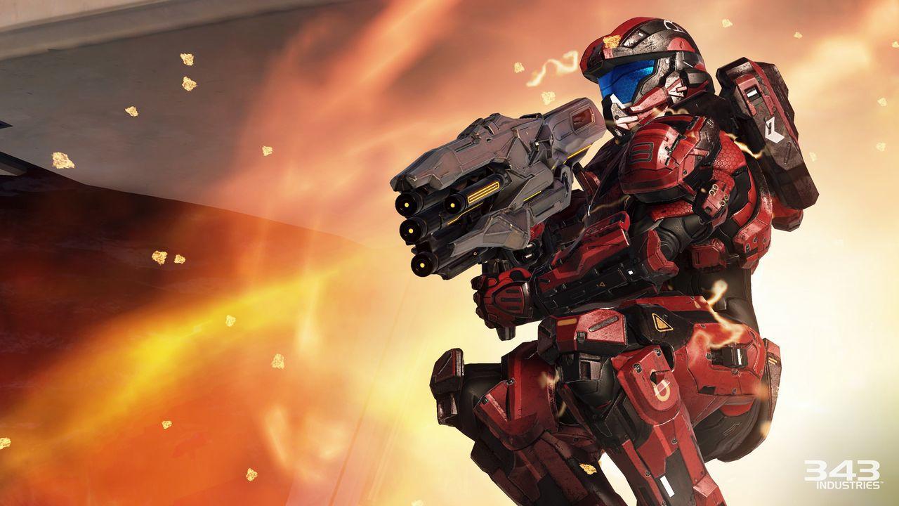 Il volto di Master Chief rimarrà un mistero anche in Halo 5: Guardians