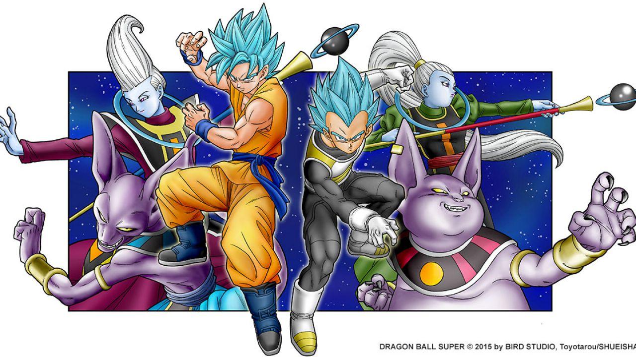 dragon ball super 6  Il volume 6 del manga di Dragon Ball Super ha una data di uscita ...